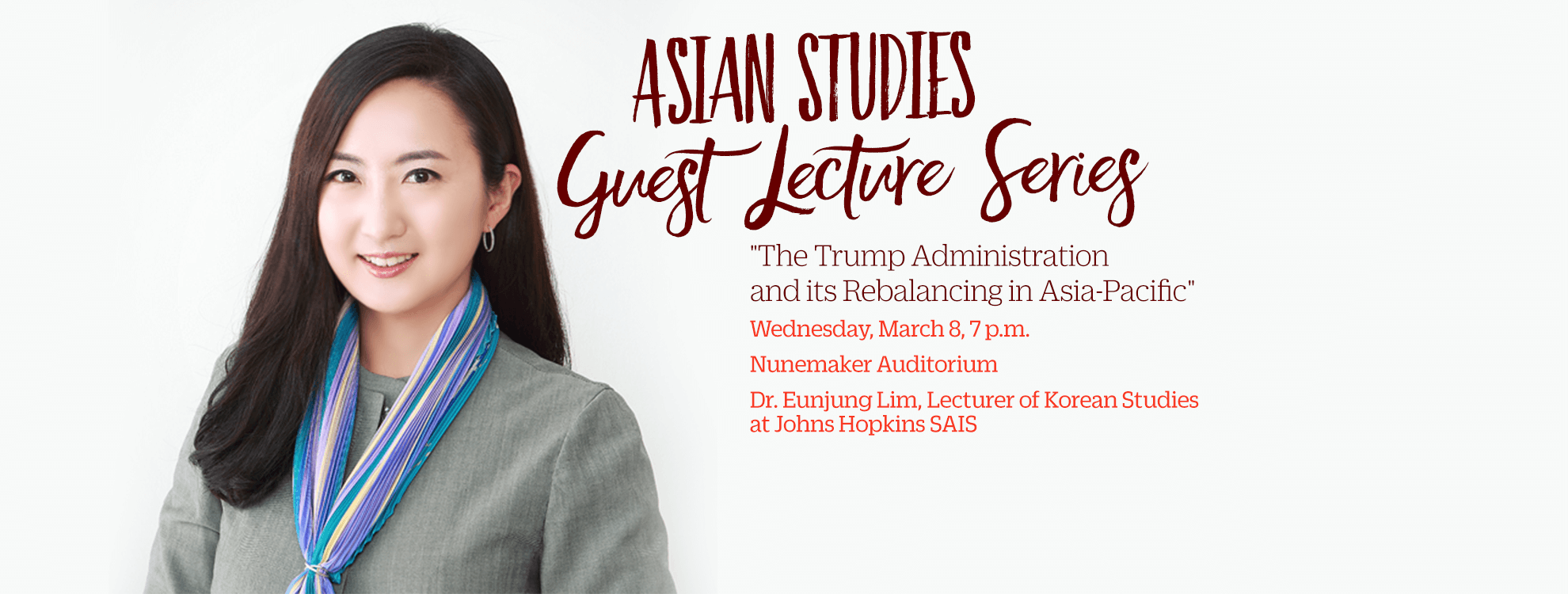 Asian Studies Guest Lecture Series - Loyola University New Orleans